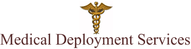 Medical Deployment Services, Logo - Altoona, PA